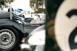 Phil Quaife, James Thorpe Lister-Jaguar