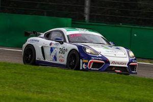 Riccardo Pera, Paolo Gnemmi, Ebimotors, Porsche Cayman GT4
