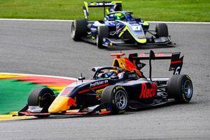 Dennis Hauger, Hitech Grand Prix and David Schumacher, Carlin