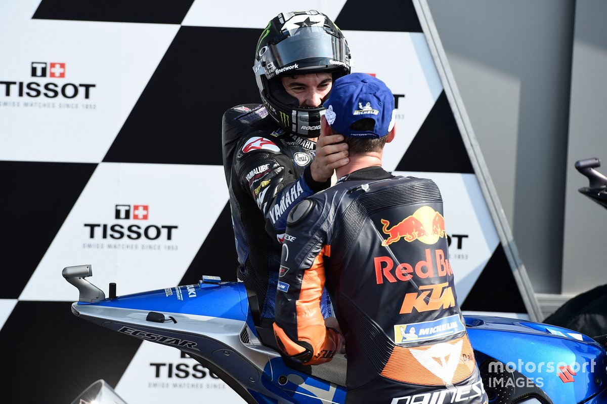 Pol Espargaro, Red Bull KTM Factory Racing, Maverick Vinales, Yamaha Factory Racing