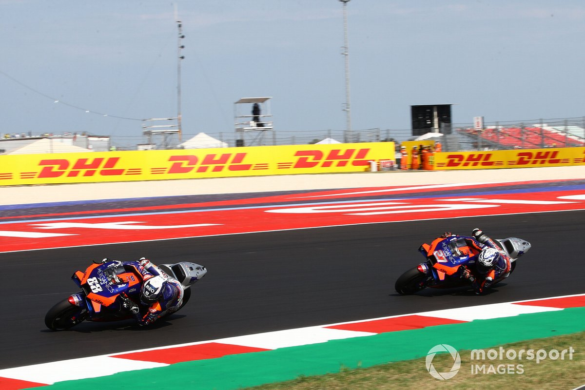 Miguel Oliveira, Red Bull KTM Tech 3, Iker Lecuona, Red Bull KTM Tech 3