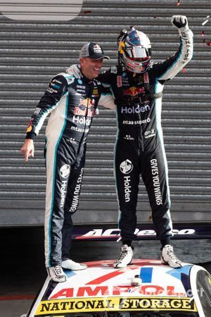Race winners Shane van Gisbergen, Triple Eight Race Engineering Holden