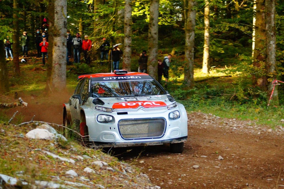 Mads Ostberg, Torstein Eriksen, Citroen C3 R5