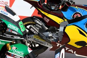 Sam Lowes, Marc VDS Racing, bike