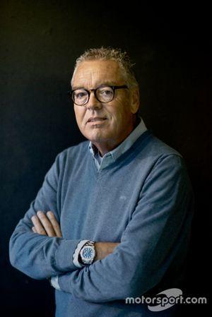 Olav Mol portret