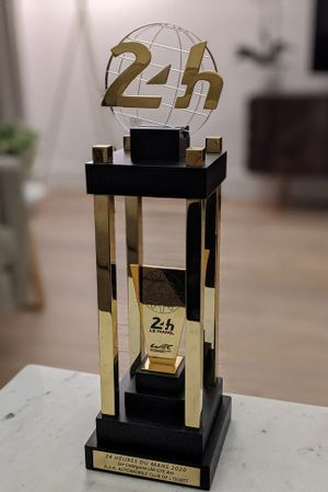 2020 Le Mans GTE-Am galibiyet kupası