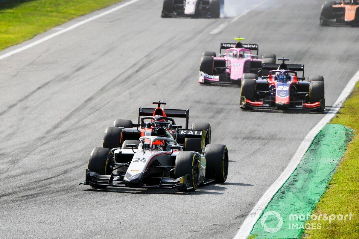 Nikita Mazepin, Hitech Grand Prix