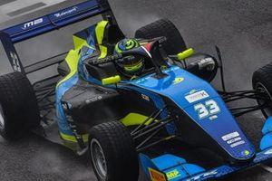 Henrion Gillian, F3 Tatuus 318 A.R.#33, Gillian Track Events GTE