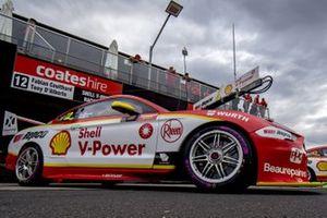 Fabian Coulthard, Tony Dalberto, DJR Team Penske Ford