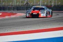 #23 Audi R8 GT3: Walt Bowlin