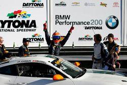 Winner #15 Multimatic Motorsports Mustang Boss 302R: Billy Johnson, Scott Maxwell
