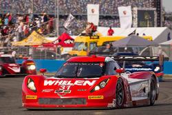 #31 Action Express Racing Corvette DP : Eric Curran, Dane Cameron, Jonny Adam, Simon Pagenaud