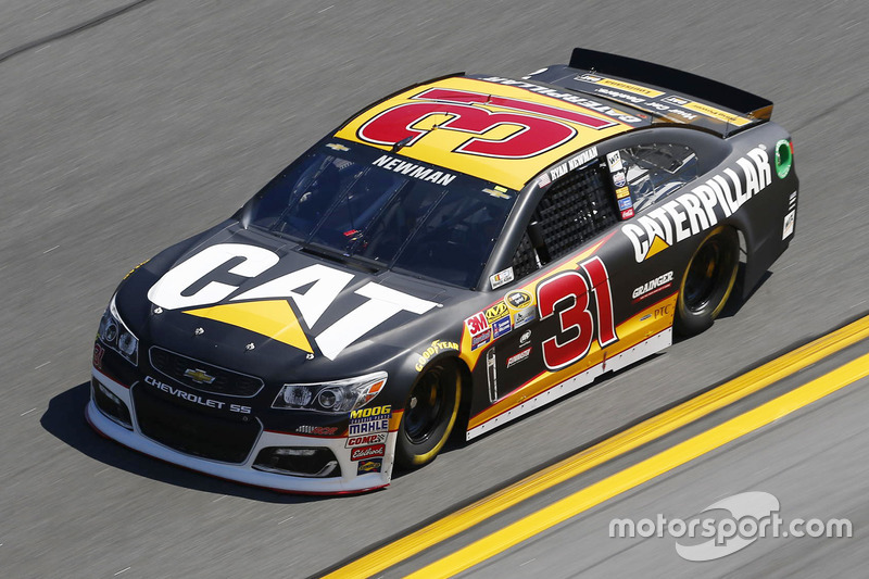 #31 Ryan Newman (Childress-Chevrolet)