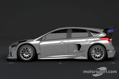 Презентация Ford Focus RS Кена Блока