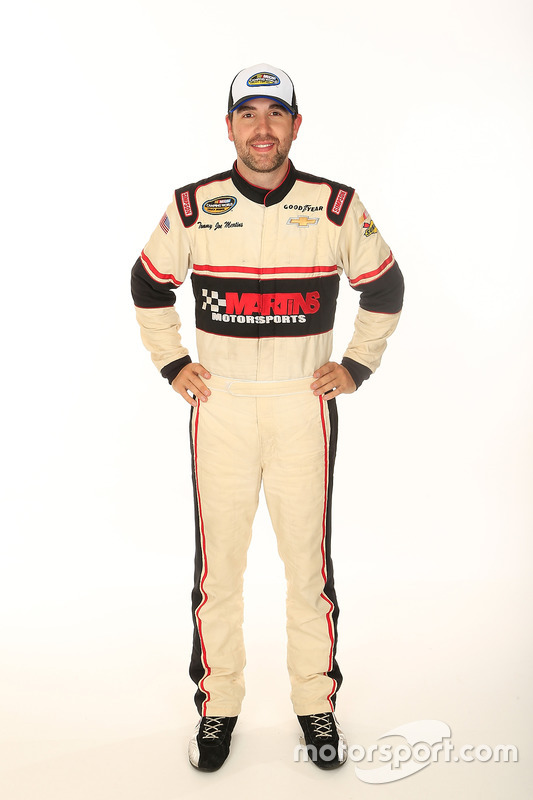 Tommy Joe Martins, Chevrolet