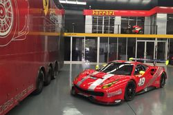 Vicious Rumour Racing Ferrari 488 GT3