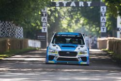 Subaru WRX STI - Markko Martin