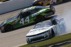 Blake Koch, Chevrolet in trouble