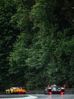 #64 Corvette Racing Chevrolet Corvette C7-R: Oliver Gavin, Tommy Milner, Jordan Taylor, #4 ByKolles
