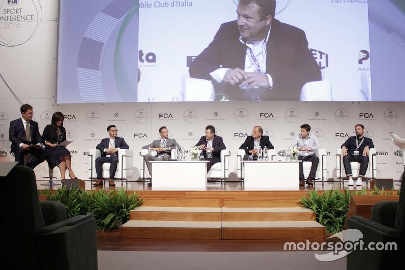 FIA Spor Konferansı