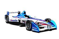 Andretti Amlin Formula E livery