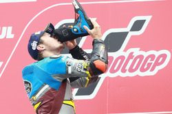 Podio: e ganador Jack Miller, Marc VDS Racing Honda
