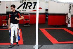 Rene Binder, ART Grand Prix