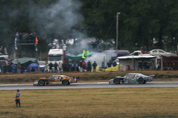 Leonel Pernia, Las Toscas Racing Chevrolet, Laureano Campanera, Donto Racing Chevrolet