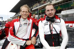 #92 Porsche Motorsport Porsche 911 RSR: Jörg Bergmeister
