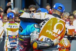 Scott Redding, Pramac Racing and Jack Miller, Marc VDS Racing Honda