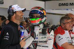 Mark Webber, Brendon Hartley, Porsche Team