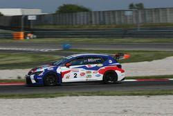 Montalbano-Pisani, BF Racing, Seat Leon Racer-TCR #2