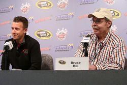 A.J. Allmendinger, JTG Daugherty Racing Chevrolet, Bruce Hill