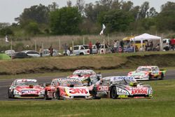 Guillermo Ortelli, JP Racing Chevrolet, Mariano Werner, Werner Competicion Ford, Matias Rossi, Donto