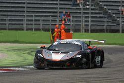 #88 Garage 59 McLaren 650S GT3: Alexander West, Côme Ledogar