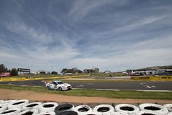 James Courtney and Jack Perkins, Holden Racing Team run out
