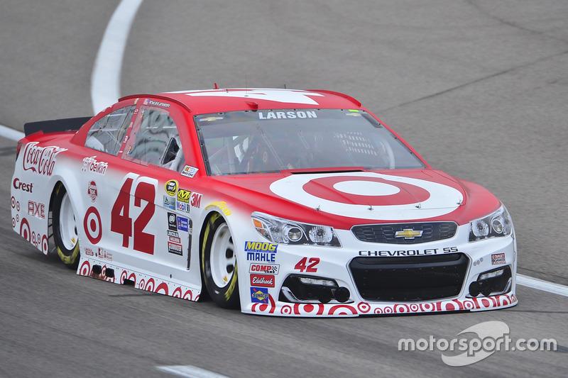 Kyle Larson - Chip Ganassi Racing - Chevrolet