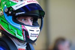 Florian Strauss, Team Zakspeed, Nissan GT-R Nismo GT3