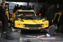 Экипаж #63 Corvette Racing - GM Chevrolet Corvette C7-R