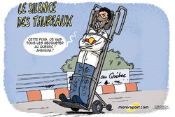 L'humeur de Cirebox - Daniel Ricciardo, le Hannibal Lecter du paddock