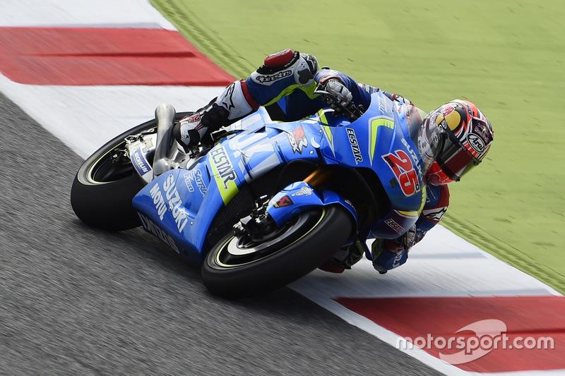 Maverick Viñales (Suzuki), 4. Platz