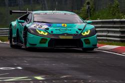#25 Konrad Motorsport, Lamborghini Huracan GT3: Christopher Zöchling, Franz Konrad