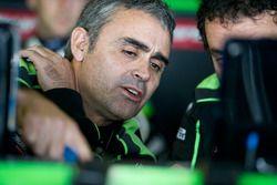 Padre Riba, ingeniero jefe de Jonathan Rea, Kawasaki Racing Team