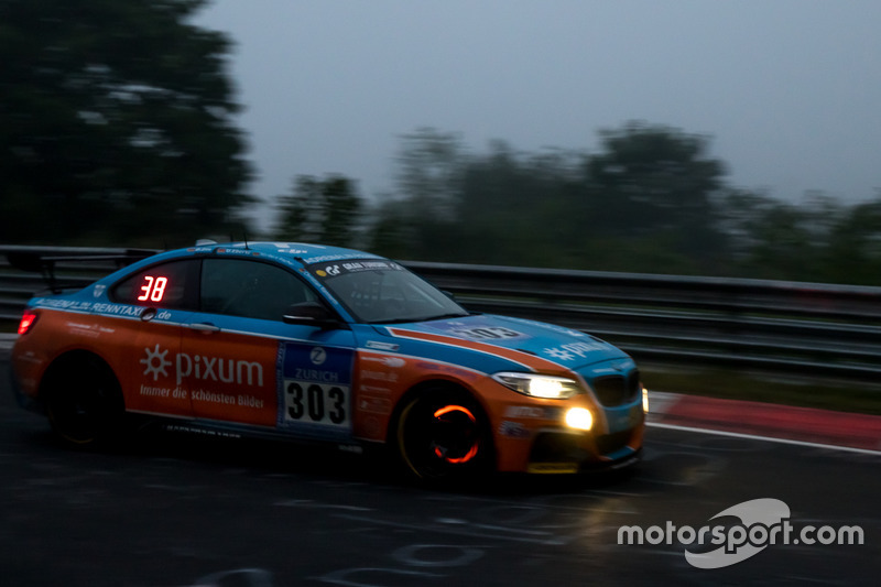 #303 Pixum Team Adrenalin Motorsport, BMW M235i Racing Cup: Norbert Fischer, Christian Konnerth, Dan