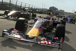 Daniel Ricciardo, Red Bull Racing, in F1 2016