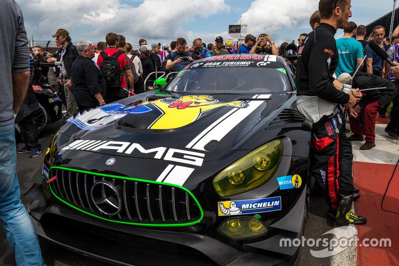 #8 Haribo Racing Team - AMG, Mercedes-AMG GT3
