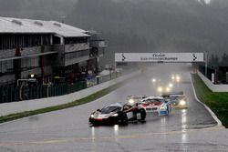 #88 Garage 59 Racing McLaren 650S: Come Ledogar, Alexander West