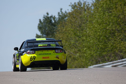 #69 S.A.C. Racing Mazda MX-5: Anthony Geraci