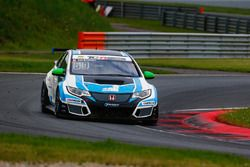 Mike Beckhusen, Target Competition, SEAT Leon Cup Racer