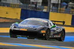 #9 Rossocorsa Ferrari 458 Challenge Evo: Marcello Puglisi